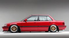 Honda Vtec, Honda Civic Hatchback, Honda Civic Sedan, My Dream Car, Dream Cars, Civic Ef, Honda Cars, Jdm Cars, Retro Cars