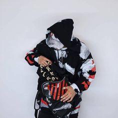 Pharrell Williams HU Collection SST Winter Jacket (CamoMulti)