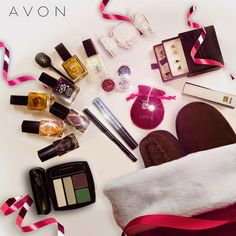 It's the final countdown! Are you hoping for some beauty and fashion filled treats in your stockings tomorrow? What Avon products would you like to see in your #stocking