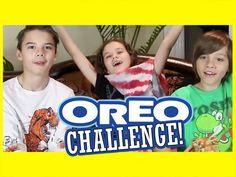 OREO CHALLENGE!!! | KITTIESMAMA