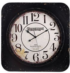 Bulova Conductor Oversized Wall Clock