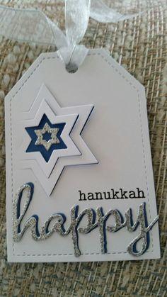 PPP Stitched Duo 1, W&W Happy cutaway & Big Bold Merry, Cas-ual Fridays Hanukkah Fri-dies