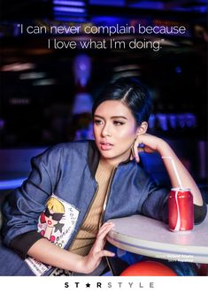 Girl's Got Game featuring Gabbi Garcia - Star Style PH Gabbi Garcia, Love Can, My Love, Kathryn Bernardo, Got Game, Star Fashion, Princesses, Spotlight, Ph