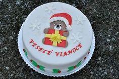 Vianočná torta pre detičky do škôlky. Radosť zaručená:) Autorka: zalsticova. Torta sa uchádza o hlasy vo vianočnej súťaži na Tortyodmamy.sk.