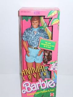Barbie Doll 1988 Animal Lovin Ken (Toy Story Ken) | eBay