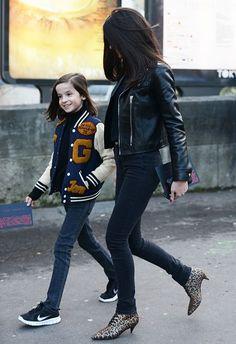 streetstyle, the leo cat boot, photo@style.com