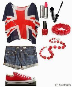 I Love England! <3