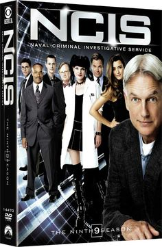 NCIS: Naval Criminal Investigative Service - 'The 9th Season' on DVD: Street Date, Price, Box Art