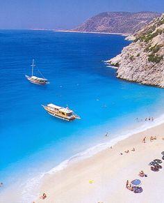Kaputaş Beach,Turkey: