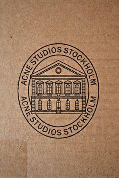 69 Best ideas for fashion logo design acne studios Pet Logo, Fashion Logo Design, Fashion Branding, Monogram Logo, Identity Design, Visual Identity, Acne Studios, Logos 3d, Wit And Delight