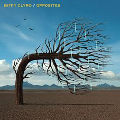 Biffy Clyro ~ Opposites [album cover designed by Storm Thorgerson]