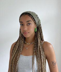 Black Girl Braids, Braids For Black Hair, Girls Braids, Braided Hairstyles For Black Women, African Braids Hairstyles, Girl Hairstyles, Curly Hair Styles, Natural Hair Styles, Box Braids Styling