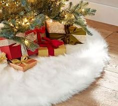 34 Best Christmas Tree Skirts Images Christmas Crafts Christmas