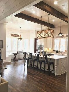 Kitchen Lighting Ideas – One of the vital rooms .. - CLICK PIN for Many kitchen Ceiling Lighting Ideas. #lightingdesign #pendantlights
