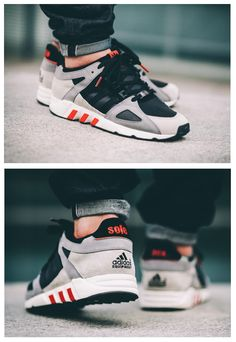 Solebox x adidas EQT Running Guidance '93 I would definitely rock these || Follow @filetlondon for more street wear #filetlondon