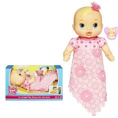 Baby Alive Wets N Wiggles Animated Interactive Boy Doll