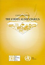 Understanding the Codex Alimentarius Table of Contents  Should curl you're toes