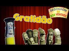 Teatro Infantil   Gratidão   Dedo show de Boa Vontade - YouTube