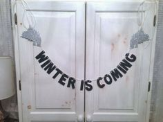 Your Friend Elle: Game of Thrones Party Ideas