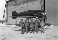 """Those Italians got unlucky"" KB Macchi M.39 Schneider Trophy Plane by amphalon, via Flickr"