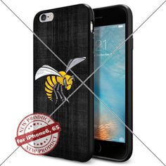WADE CASE Alabama State Hornets Logo NCAA Cool Apple iPhone6 6S Case #1018 Black Smartphone Case Cover Collector TPU Rubber [Black] WADE CASE http://www.amazon.com/dp/B017J7SEOK/ref=cm_sw_r_pi_dp_lTsxwb1DHNW81
