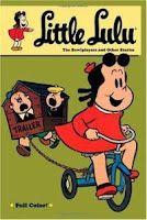 Little Lulu comics