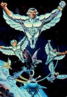 silverhawks amazing 80s cartoon