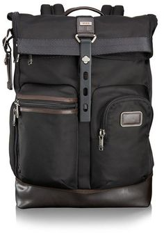 Men's Tumi 'Alpha Bravo - Luke' Backpack - Black