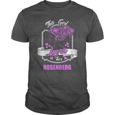 ROSENBERG {name} This girl loves her ROSENBERG tee shirts #gift #ideas #Popular #Everything #Videos #Shop #Animals #pets #Architecture #Art #Cars #motorcycles #Celebrities #DIY #crafts #Design #Education #Entertainment #Food #drink #Gardening #Geek #Hair #beauty #Health #fitness #History #Holidays #events #Home decor #Humor #Illustrations #posters #Kids #parenting #Men #Outdoors #Photography #Products #Quotes #Science #nature #Sports #Tattoos #Technology #Travel #Weddings #Women