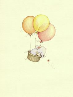 Gail Yerrill - Elefump3balloons