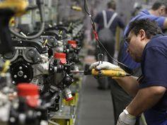 Chaos: Produzione industriale in calo ad aprile