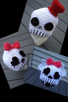 45 Besten Skull Häkeln Bilder Auf Pinterest Crochet Skull