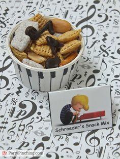 Schroeder's Snack Mi