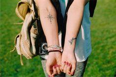 best-tattoos:    Compass tattoo