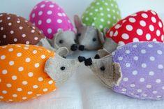 Polkadot Hedgehogs | Flickr - Photo Sharing!
