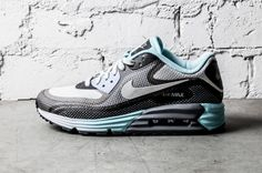 """ナイキ エアマックス ルナ90 """"グレイシャー・アイス/クール・グレー"""" - Nike Air Max Lunar90 """"Glacier Ice/Cool Grey"""""""