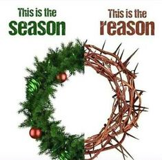 Jesus Name News. What you need to know about this world, all brought to you in the name of our Lord Jesus Christ! Christmas Blessings, Christmas Wishes, All Things Christmas, Christmas Holidays, Christmas Wreaths, Christmas Crafts, Christmas Decorations, Holiday Decor, Christmas Jesus Quotes