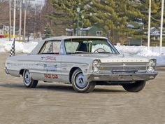 1965 Plymouth Sport Fury Convertible Indy 500 Pace Car P45 muscle classic race racing