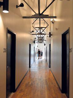 Door Number Sign, Door Signs, Apartment Complexes, Black Doors, Bedroom Loft, Common Area, Open House, Building, Modern