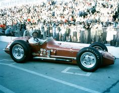 Indy Car Racing, Indy Cars, My Dream Car, Dream Cars, Vintage Race Car, Vintage Auto, Indianapolis Motor Speedway, Old Race Cars, Classic Cars