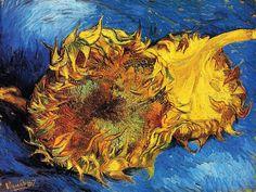 Vincent van Gogh-sunflowers