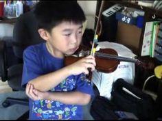 got2twinkle part II - Suzuki violin