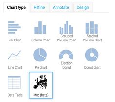 Create Charts and Maps | Datawrapper