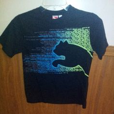 Boys Puma tshirt Brand new without tags. Puma Other