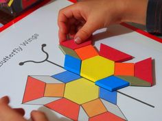 Problem Solving Activities with Pattern Blocks « United Teaching