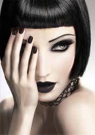 Dark lady nelle notti di Carnevale!
