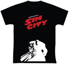knupSilk - ESTAMPARIA/SERIGRAFIA: Sin City