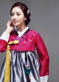 Hanbok, Korean Traditional Dress Korean Hanbok, Korean Dress, Korean Outfits, Korean Traditional Dress, Traditional Fashion, Traditional Dresses, Korea Fashion, Asian Fashion, Dress Attire