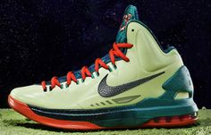 buy popular c8bf5 69897 Nike KD V 5 Kevin Durant Extraterrestrial Area 72 All Star Deadstock