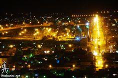 Sarpol Zahab City in Kirmaşan, Iran.